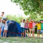 veilée mini camp
